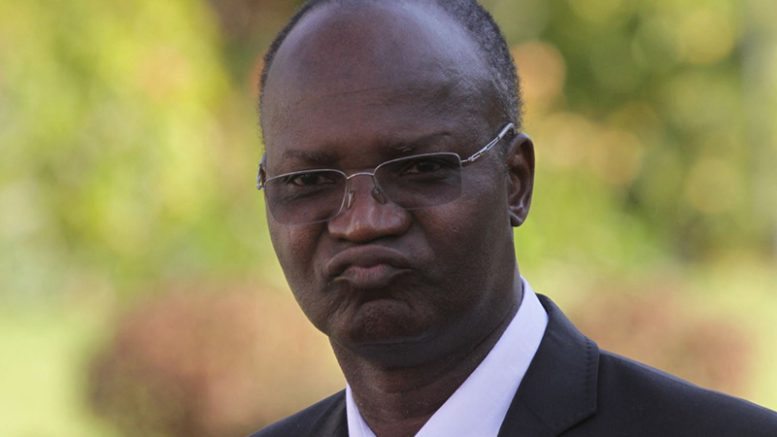 I regret what I said about Dzamara disappearance: Jonathan Moyo